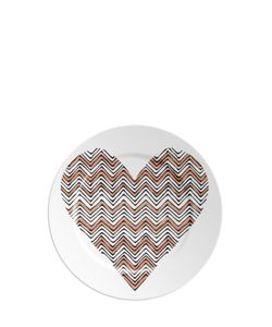 ILARIA.I | Heart Abc Love Porcelain Dish