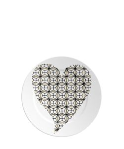 ILARIA.I | Heart Abc Love Porcelain Dish