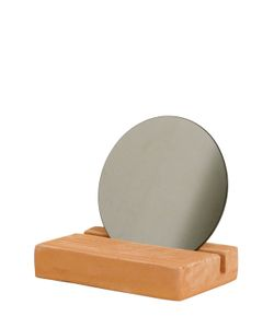 ILARIA.I | Terracotta Table Mirror