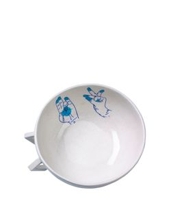 IMPERFECT DESIGN | Blue Pottery Collection Medium Bowl
