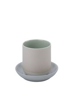 IMPERFECT DESIGN | Bat Trang Coffee Cup Saucer Set