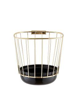 INCIPIT | Canasta Enamel Wire Basket