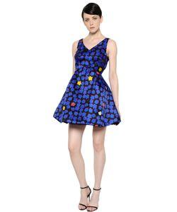 INGIE   Floral Printed Silk Dress