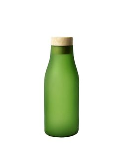 INTERNOITALIANO | Gela Blown Glass Bottle With Top