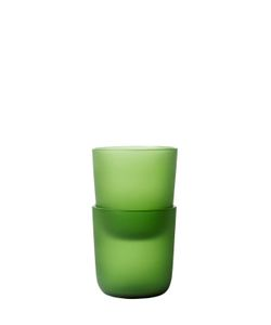 INTERNOITALIANO | Goro Set Of 2 Blown Glass Glasses