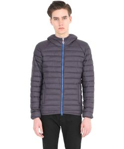 Invicta | Hooded Nylon Puffer Jacket