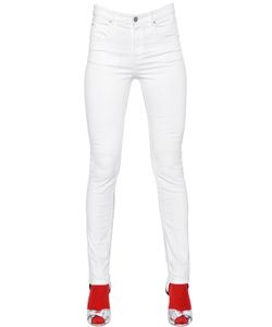 ISABEL MARANT ÉTOILE | Slim Fit Cotton Denim Jeans