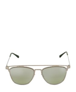 Italia Independent | I-Thin Lightweight Metal Sunglasses