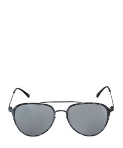 Italia Independent | I-Thin Metal Aviator Sunglasses
