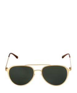 Italia Independent | Aviator Lightweight Metal Sunglasses