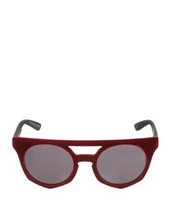 Italia Independent | I-Top Velvet Sunglasses