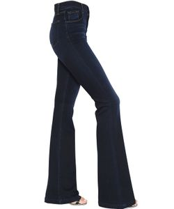 J Brand | Maria Flare High Waisted Denim Jeans