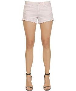 J Brand | Sachi Low Rise Cut Off Denim Shorts