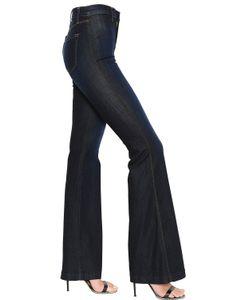 J Brand | Halle High Rise Flared Denim Jeans