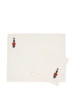 JESURUM VENEZIA 1870 | Moretto Collection Placemat Napkin Set