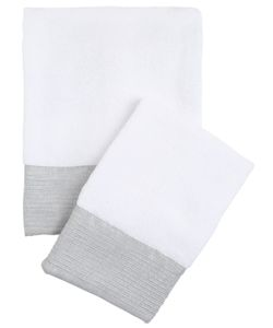 JESURUM VENEZIA 1870 | Pintuck Collection Set Of 2 Towels