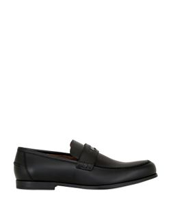 Jimmy Choo | Leather Penny Loafers