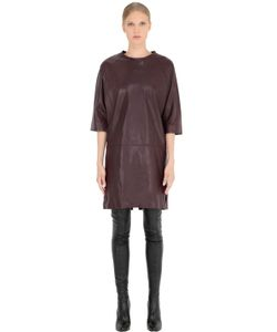 JOSE' SANCHEZ | Nappa Leather Dress