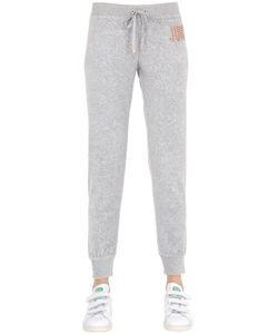 Juicy Couture | Juicy Embellished Jersey Jogging Pants
