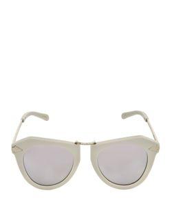Karen Walker | One Orbit Geometric Mirror Sunglasses