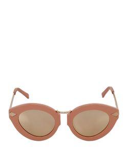 Karen Walker | Lunar Flowerpatch Mirror Sunglasses