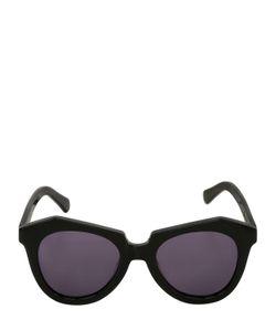 Karen Walker | Number One Geometric Acetate Sunglasses