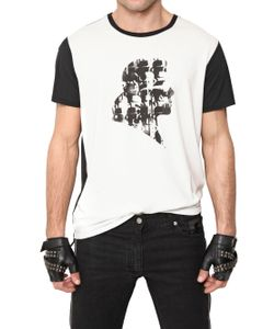 Karl | Techno Jersey Silhouette T-Shirt