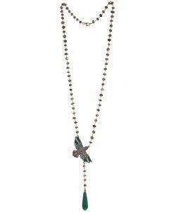 KATERINA PSOMA | Bird Rosary Necklace