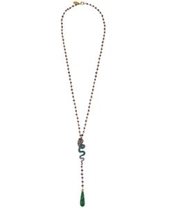 KATERINA PSOMA | Snake Rosary Necklace