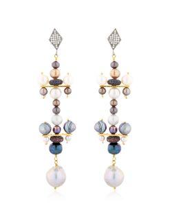 KATERINA PSOMA | Pearl Earrings