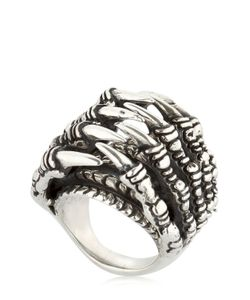 KD2024 | Ring Claw Tunnel Ring