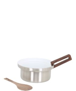 KNINDUSTRIE | Whtiepot 26cm Pot With Handle Spoon