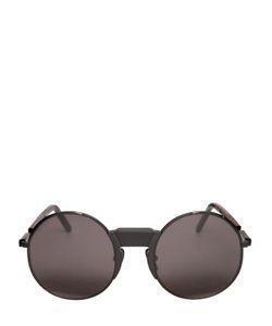 KUBORAUM BERLIN | Round Metallic Sunglasses