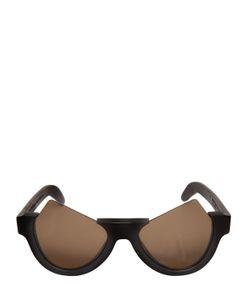 KUBORAUM BERLIN | Futuristic Cutaway Sunglasses