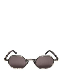 KUBORAUM BERLIN | Hammered Squared Sunglasses