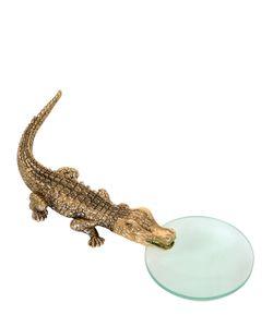 L'OBJET | Crocodile Magnifying Glass