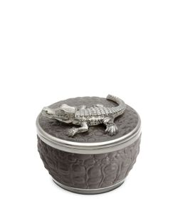 L'OBJET | Crocodile Textured Scented Candle