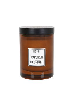 LA BRUKET | 151 Grapefruit Scented Candle