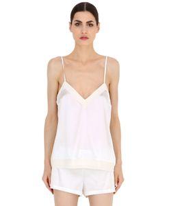 La Perla | Essence Silk Satin Pajama Top