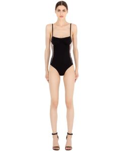 LA PERLA BEACHWEAR | Radiance Sequined One Piece Swimsuit