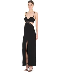 LA PERLA BEACHWEAR | Glimmering Soutache Viscose Dress