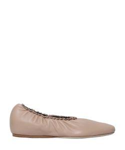 Lanvin | 10mm Leather Ballerinas