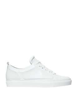 Lanvin | 20mm Embossed Leather Sneakers