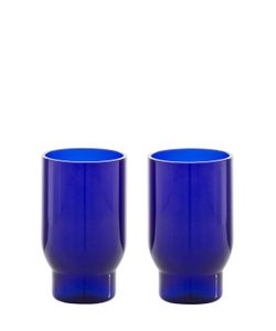 LANZAVECCHIA+WAI | Glasss Set Of 2 Hand Blown Glasses