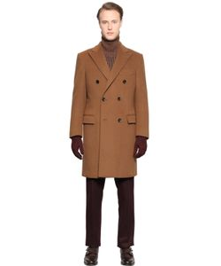 LARUSMIANI | Double Breasted Wool Cloth Coat