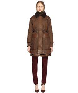 LARUSMIANI | Reversible Mink Fur Nylon Coat