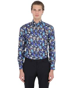 LARUSMIANI   Printed Silk Shirt