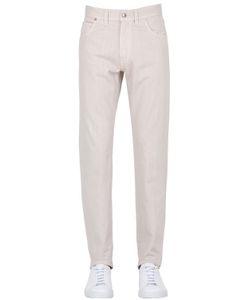 LARUSMIANI   Cotton Denim Jeans
