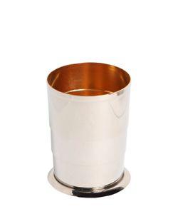 LARUSMIANI   Lorenzi Collapsible Metal Cup