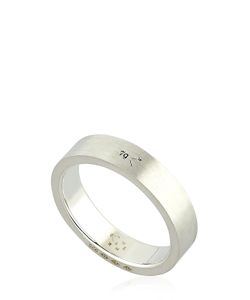 Le Gramme | Le 7 Brushed Sterling Ring